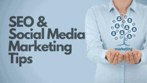 seo and social media merketing tips