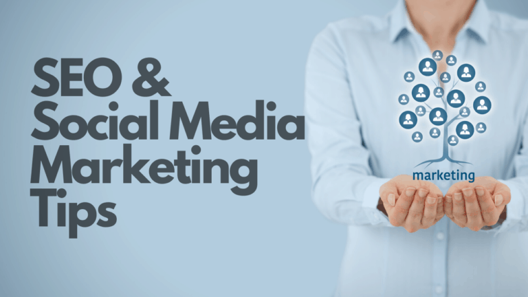 seo and social media merketing tips